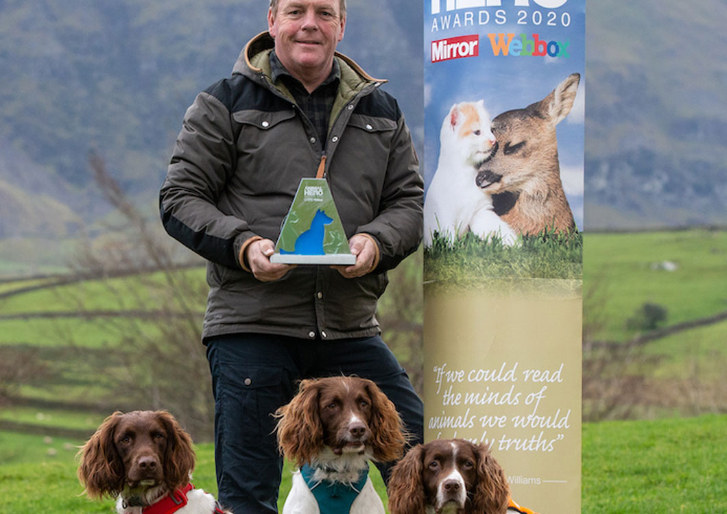 Webbox Joy of pets - Max Paddy Harry